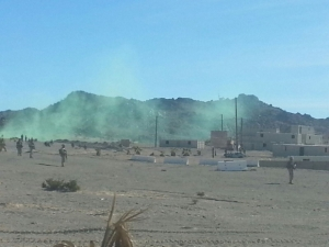 29 Palms Marine Corps Air Ground Combat Center